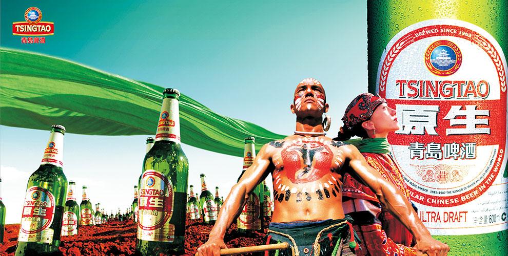青岛啤酒品牌营销战略