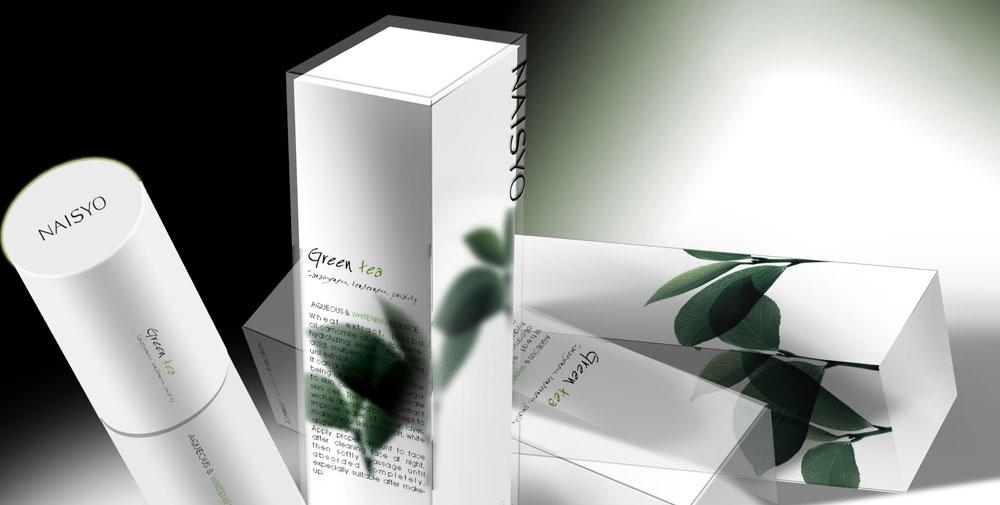 流行美品牌包装设计