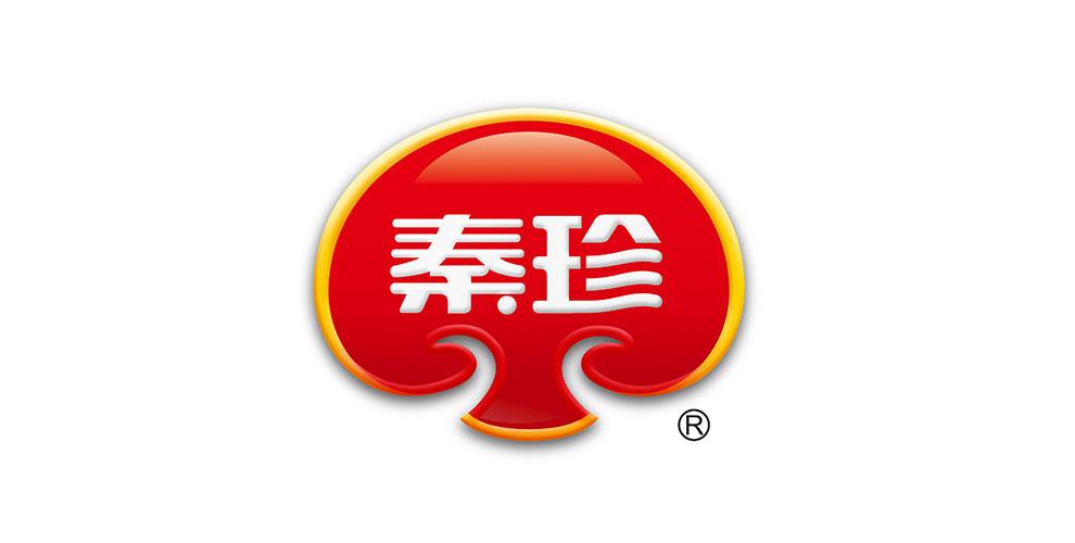秦珍logo设计