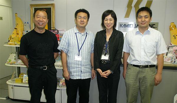 走访日本最成功的设计公司:KAMIO