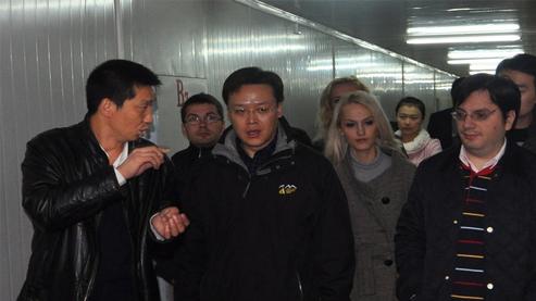 国家食用菌行业标杆企业陕西杨凌秦珍菌业签约迈上