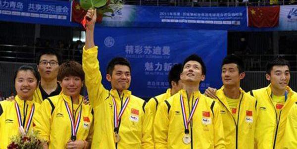 第十四届世界羽毛球混合团体锦标赛( 苏迪曼杯)系列征集大赛评审