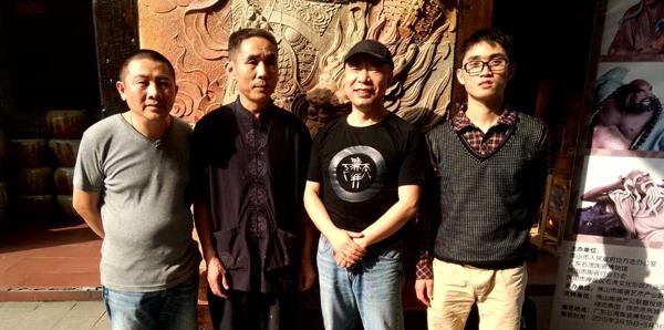 2015广州国际旅博会,迈上牵手南风古灶续写佛陶传奇