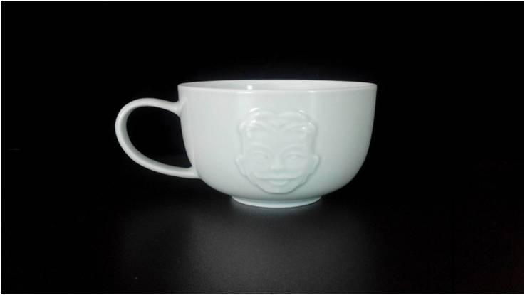 兵马俑茶具设计